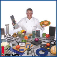 Watlow Foodservice Industry